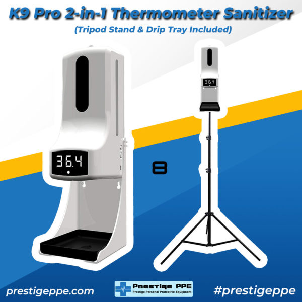 k9 pro automatic thermometer by Prestige PPE